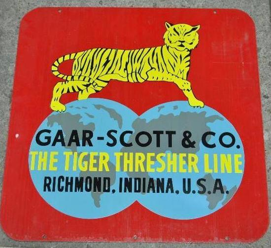 Gaar Scott the Tiger