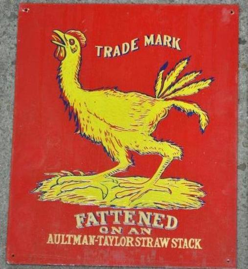 Trademark Aultman & Taylor Sign