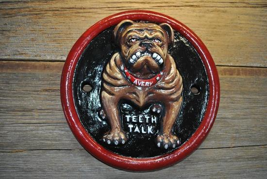 """Teeth Talk"" Avery Bulldog Casting"