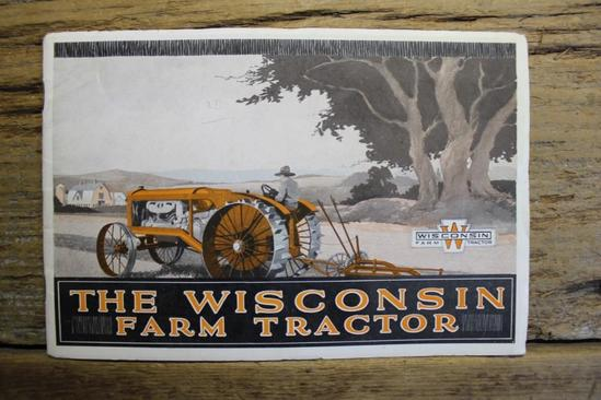 The Wisconsin Model E Farm Tractor