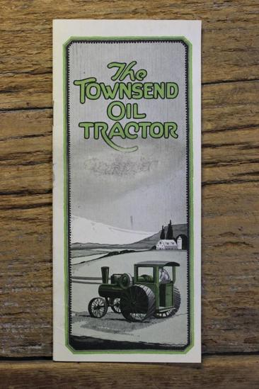 The Townsend Oil Tractor