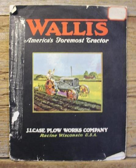 Wallis America's Foremost Tractor Brochure