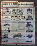 The Minneapolis Threshing Machine Company Folded Brochure