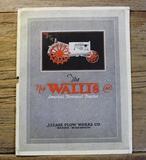 The New Wallis Catalog