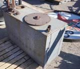 Bowser Self Measuring Tank