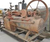 Smith Brothers Iron Works Steam Engine