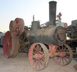 Advance Steam Engine