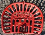 Stoddard Cast Iron Seat