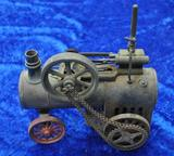 Steam Traction Engine Model