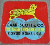 Gaar Scott the Tiger