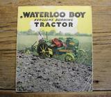 Waterloo boy Kerosene Burning Tractor