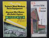 Wisconsin Condensed Advertising Catalog - U.S. Invincible Grain Blower