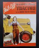 Minneapolis-Moline Deluxe Tractors Brochure