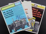Assorted Minneapolis-Moline Tractor Brochures