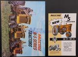 Minneapolis-Moline M-5 Series Tractor Brochures