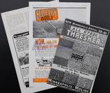 Threshing Machine Brochures