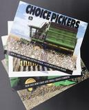 John Deere Cotton Pickers and Combine Brochures
