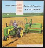 John Deere 530, 630 & 730 General-Purpose Tractors ? Reprint