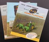 Assorted John Deere Brochures