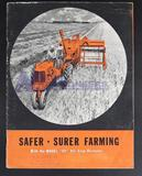 Allis-Chalmers Safer - Surer Farming With The Model