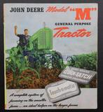 John Deere Model M General Purpose Tractor