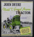 John Deere Model L General Purpose Tractor