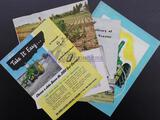Assorted John Deere Tractor Brochures