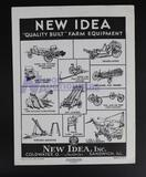 Parts List for Sandwich Cub and 1 1/2HP Gasoline Engines No E-35 Reproduction