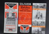 Three Assorted Oliver Folding Brochures