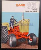Case 930 6-Plow Comfort King Special Brochure