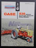 830 Series 5-6 Plow Tractors Brochure