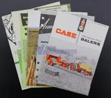 Case Forage Equipment Brochures
