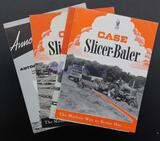 Case Baler Brochures