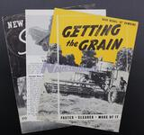 Three Case Combine Brochures