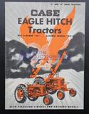 Case Eagle Hitch Tractors