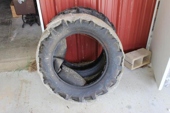 NEW Armstrong 9.5/924 and Goodyear 9.5-24 Tractor Tires