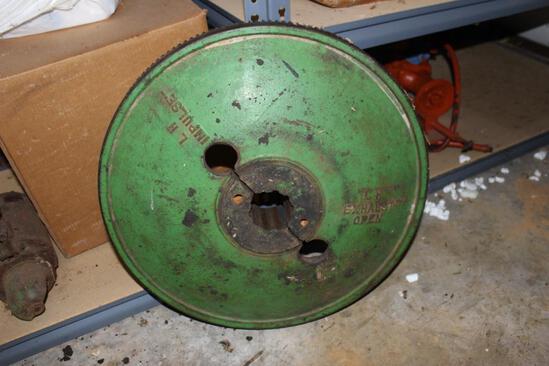 Electric Start John Deere Flywheel