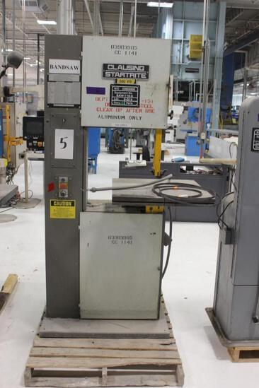 Clausing Startrite Bandsaw