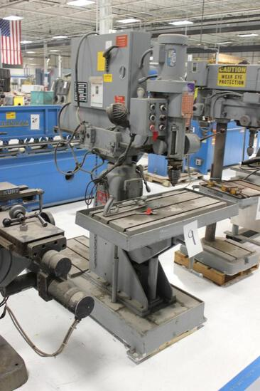 Commander Johansson Milling Machine