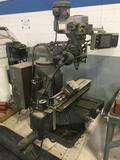 Bridgeport Milling Machine, EZ-Trak Plus