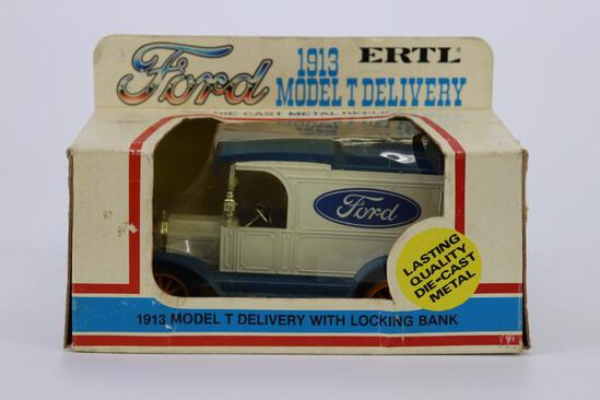1/25 Ertl 1913 Model T Delivery Truck