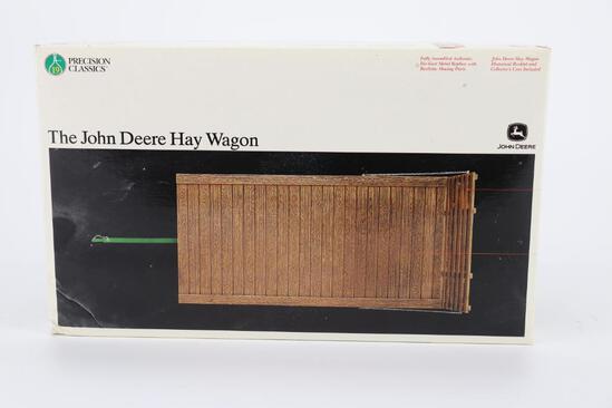 1/16 John Deere Precision Classic Hay Wagon