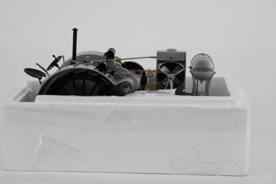 1/16 Ertl Precision Silver & Black Waterloo Boy Model N