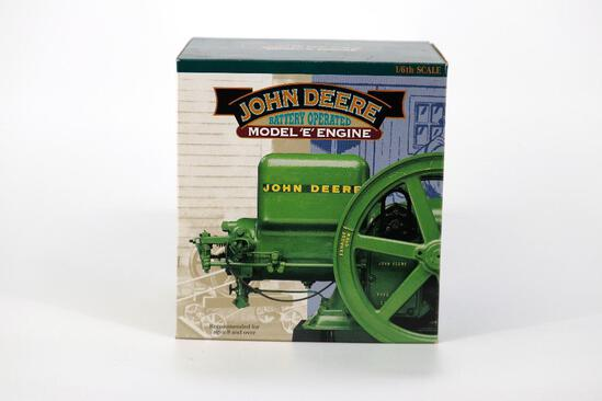 ERTL 1/6 John Deere Model E Battery Powered