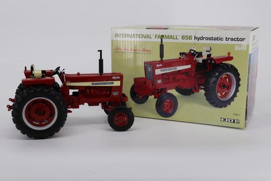1/16 Ertl International Farmall 656 Hydrostatic Tractor