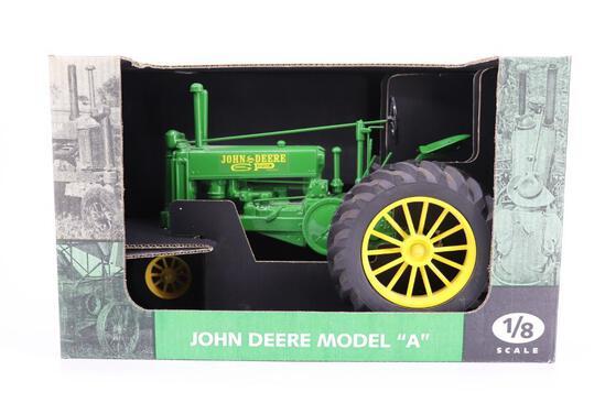 Joe Ertl 1/8 John Deere Model A