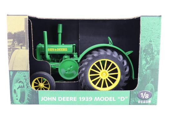Joe Ertl 1/8 John Deere Model D