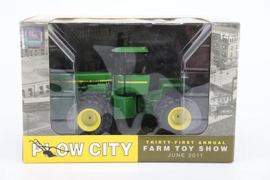 1/32 Ertl Thiry-First Annual Plow City Farm Toy Show John Deere 8850 From June 2011