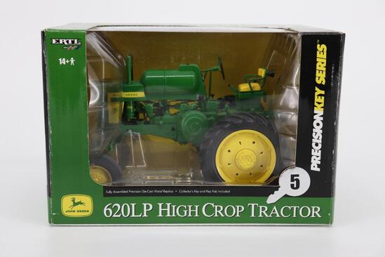 1/16 Ertl Precision Key Series John Deere 620LP High Crop Tractor