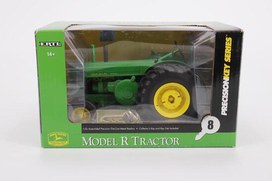 1/16 Ertl Precision Key Series John Deere Model R Tractor